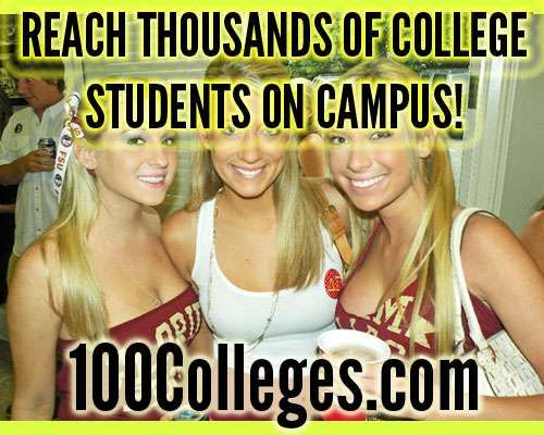 Top 100 Party Colleges