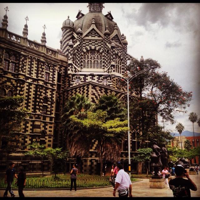 Plaza de Botero, Medellín