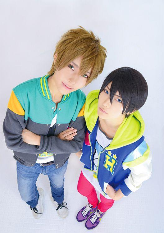 Haruka hakii anime cosplay 4 9