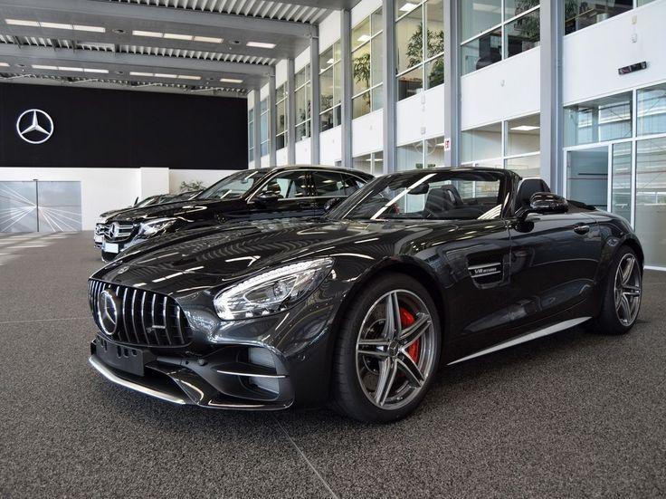 """Mercedes-Benz Kundencenter (@mbkundencenter) on Instagram: """"Darf es bei der Hitze ein wenig Roadster-Feeling sein?  [Mercedes-AMG GT C I Kraftstoffverbrauch…"""""""