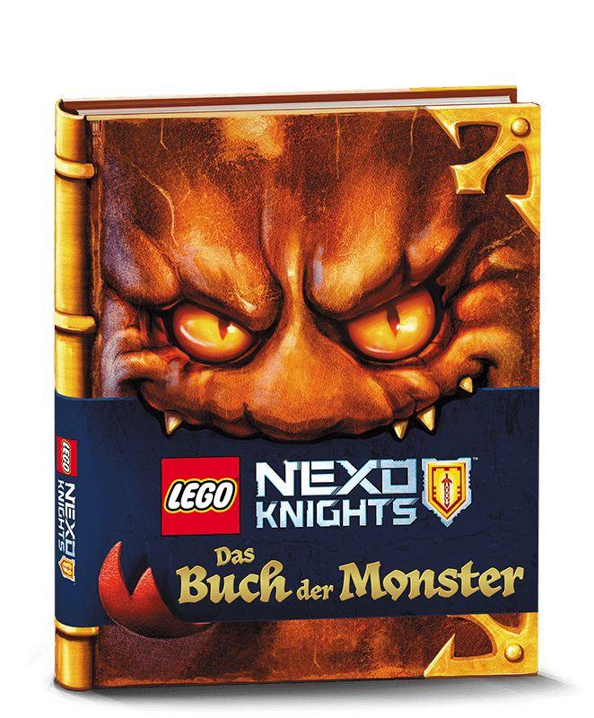 <strong>Das fieseste, mieseste Buch voller Schurken und Magie</strong>  Erstmalig und einzigartig! Die Hauptfigur der neuen Themenwelt LEGO® NEXO KNIGHTS™ ist ein Buch: Das Buch der Monster! Willkommen in der Welt von LEGO NEXO KNIGHTS! Tapfere Ritter mit Hightech-Ausstattung treten gegen eine Horde Monster an, die ihr Königreich bedrohen. Anführer dieser Horde ist ein magisches Buch, das Buch der Monster, in dessen Seiten die Bestien gebannt sind. Mit Hilfe des unglückliche...