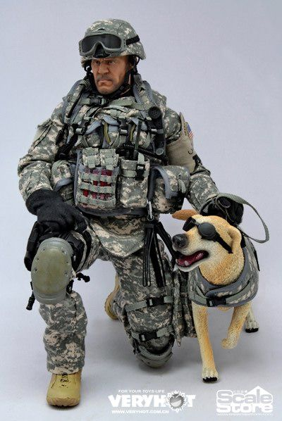 VeryHot 1:6 US Army MP