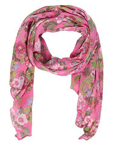 Halstuch Dreiecktuch grau-rosa Blumenmuster 2