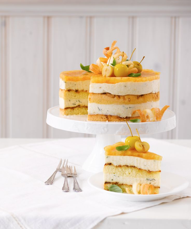 Apple Quince Cake