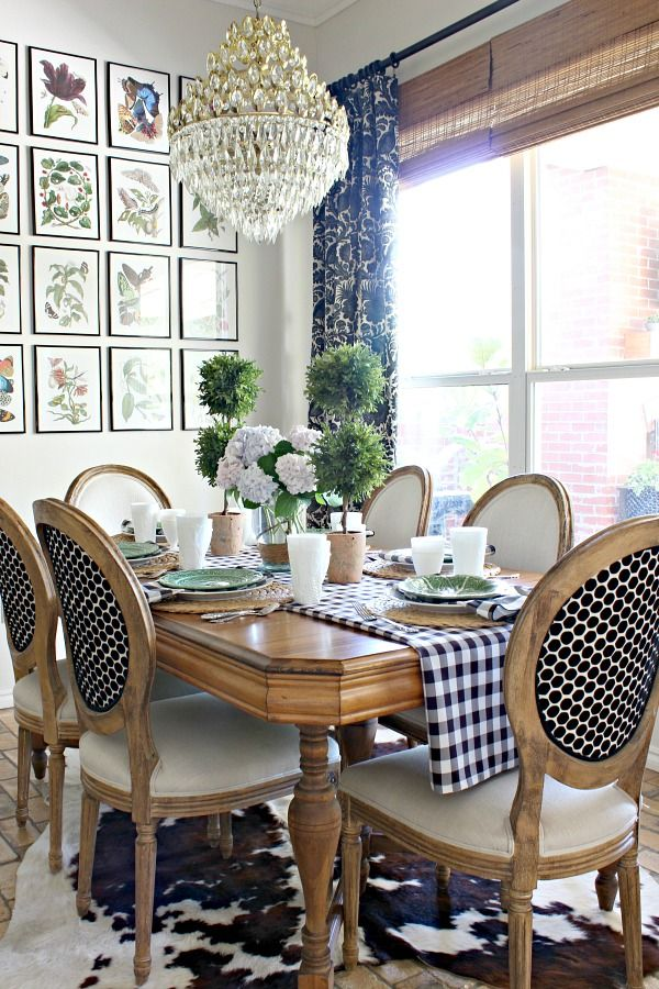 Dining Room Table Accessories - pyihome.com