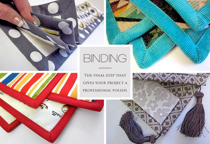 Very comprehensive resource on the subject of quilt and blanket binding  http://sew4home.com/tips-resources/sewing-tips-tricks/1101-a-complete-step-by-step-for-binding-quilts-a-throwsQuilt Binding, Sewing Tips, Complete Step By Step, Binding Quilt, Blankets Binding, Tips And Tricks, Binding Instructions, Quilt Tutorials, Binding Tutorials