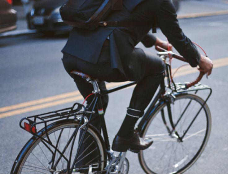 Commuter Suit at Parker Dusseau