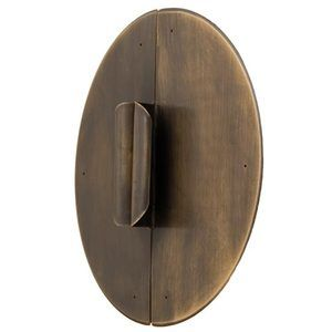 Handle chinese brass cabinet door hardware pull 9 for Asian furniture hardware drawer pulls