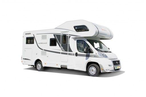 family luxury sunlight a70 (or similar) - motorhome rental in Switzerland.