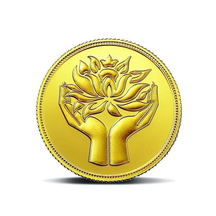 Buy MMTC-PAMP India Pvt. Ltd. Lotus series 24k (999.9) purity 5 gm Gold Coin Online at Low Prices in India | Amazon Jewellery Store - Amazon.in  Ancient Gold Coins | Gold Coins | Gold Coins | Gold Coins | Gold coins | Gold Coins |