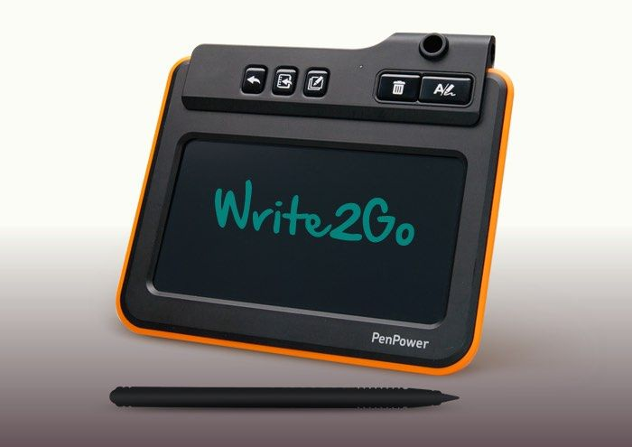 Write2Go Offers A New Way To Take Notes, Chat And More - PenPower has created a new stylus pad which has been designed to turn your handwriting into digital memos providing a different way to take notes, chat and sign and takes the form of Write2Go. | Geeky Gadgets