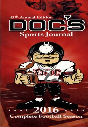 2016-2017 Sports Journal is a 162-page football schedule that includes every NCAA and Pro football game from pre-season in the beginning of August through the Super Bowl. Their schedule also includes: Exclusive information and articles.  Complete College and NFL team information,College and NFL statistics. Odds, Trends,Historical Angles, Individual Game information Including:     (kick off time, artificial turf vs. grass, match-up information, last years final score, next weeks opponent.)
