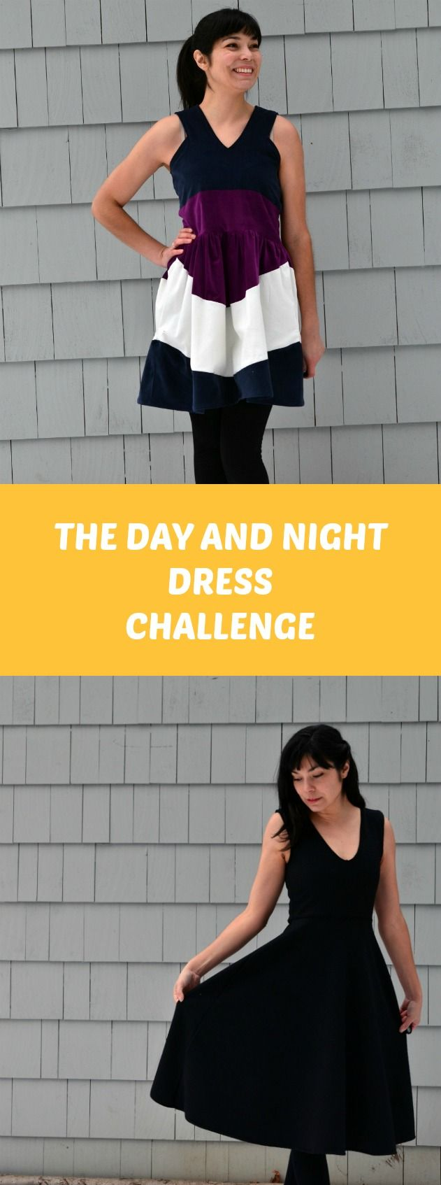 Day and Night Dress Challenge: Learn about the Day and night dress challenge and how you can join the fun!
