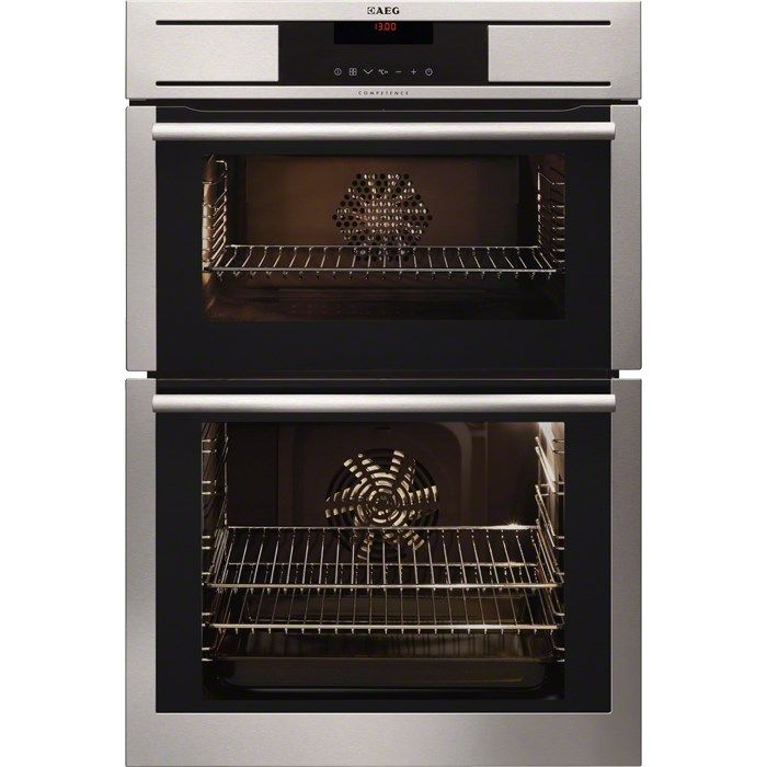 AEG integrated 60cm double multi-function stainless steel oven (model DC7013001M) for sale at L & M Gold Star (2584 Gold Coast Highway, Mermaid Beach, QLD). Don't see the AEG product that you want on this board? No worries, we can order it in for you!