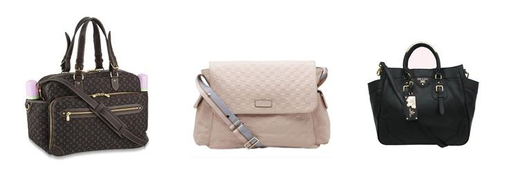 9instyle   Designer diaper bag
