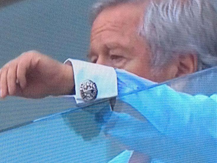 Robert Kraft Super Bowl Ring Cufflinks