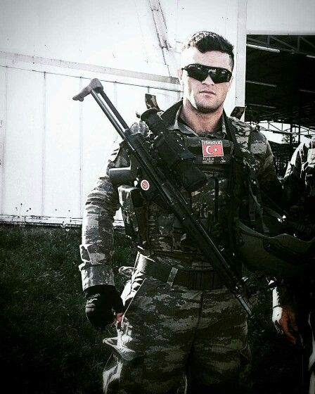 Turkish special Operational Gendarme-JÖH-