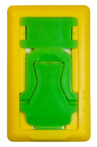 SlideStand - Yellow & Green