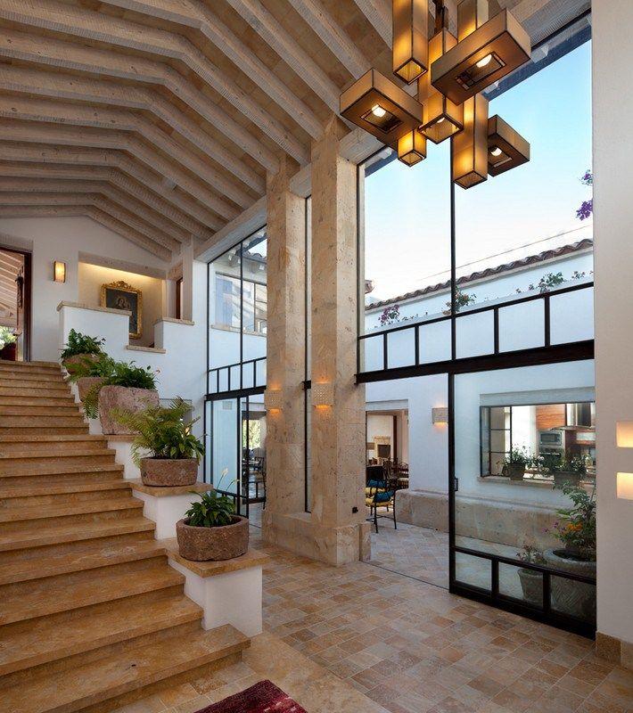 Residencial artigas arquitectos dise o casas - Interiores de salones ...