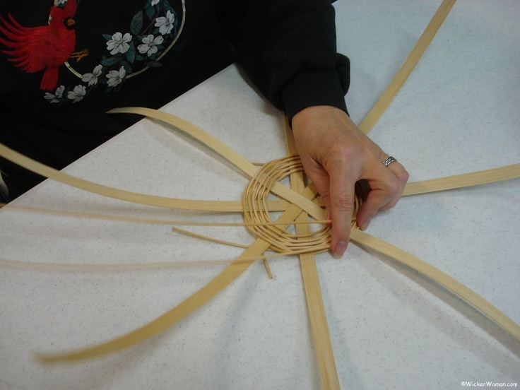 Wood Basket Weaving Supplies : Best images about basket weaving on