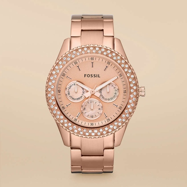 Rose Watch - fossil
