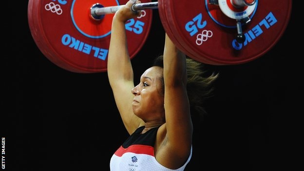 Zoe Smith breaks british olympic record -day 3