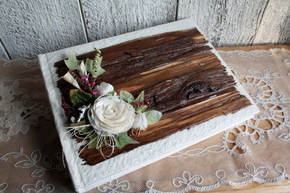 Wedding/Guest book/Wood wedding guest book/Wooden album/Wooden guest book/Rustic chic guestbook/Wooden scrapbook/Xmas present