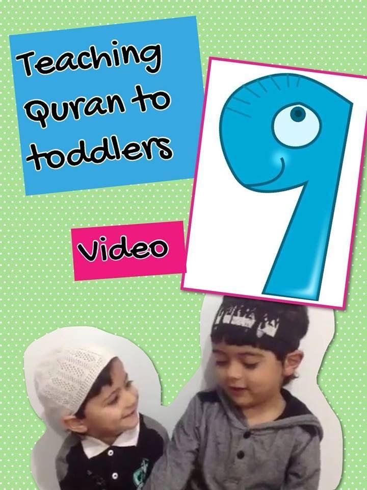 P 9-  Teaching Quran to toddlers