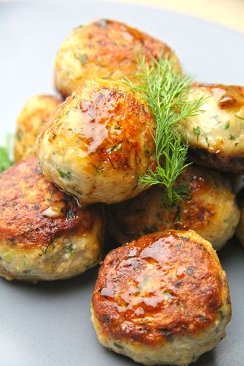 Fiskibollur (Fish Balls) Click on link for recipe...one if my all time fav growing up in Iceland! ;)