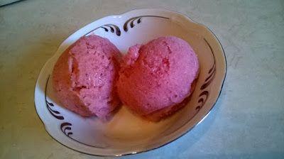 Η δίαιτα των μονάδων: Παγωτό φράουλα(1 μονάδα)