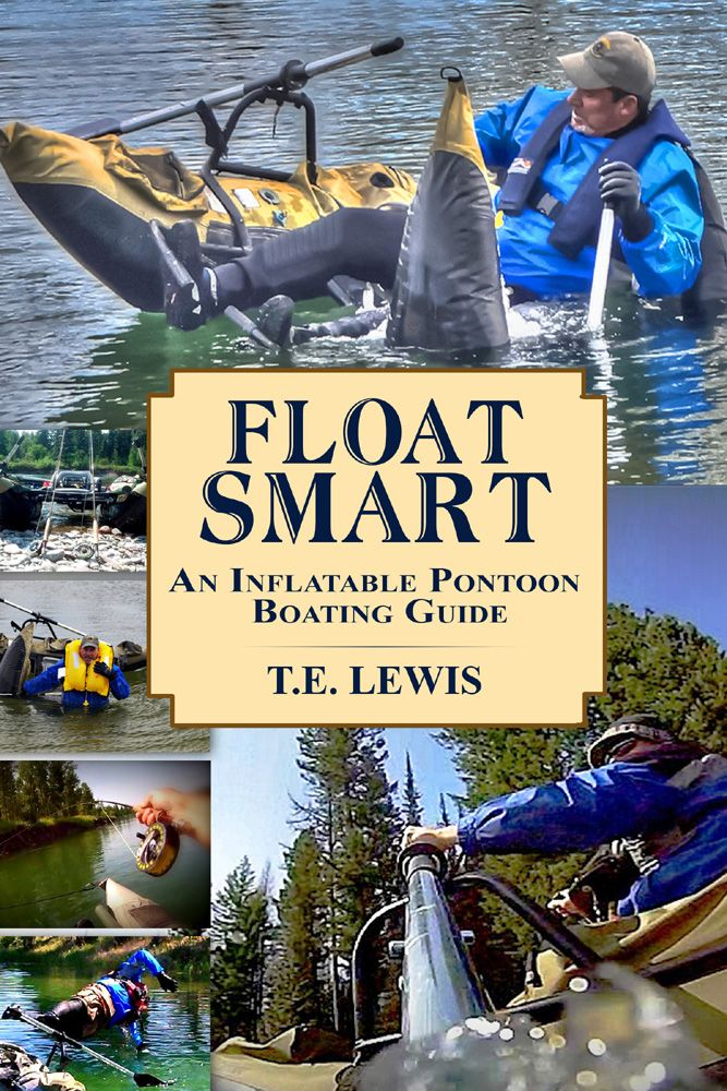 "Attention anglers and water recreationists! Before you embark on your next aquatic adventure, be sure to read T.E. Lewis' inflatable pontoon boating guide ""Float Smart"". Gain necessary insight into river difficulty ratings and learn how to navigate treacherous log jams, sweepers, and other potential hazards with a first-person view right from the paddler's seat. Never underestimate the power of water. Get your copy of the must-have pontoon boating guide today at eBooks2go.com."