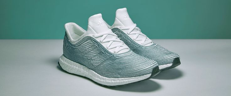 adidas + parley release consumer-ready running shoes made from up-cycled ocean plastics