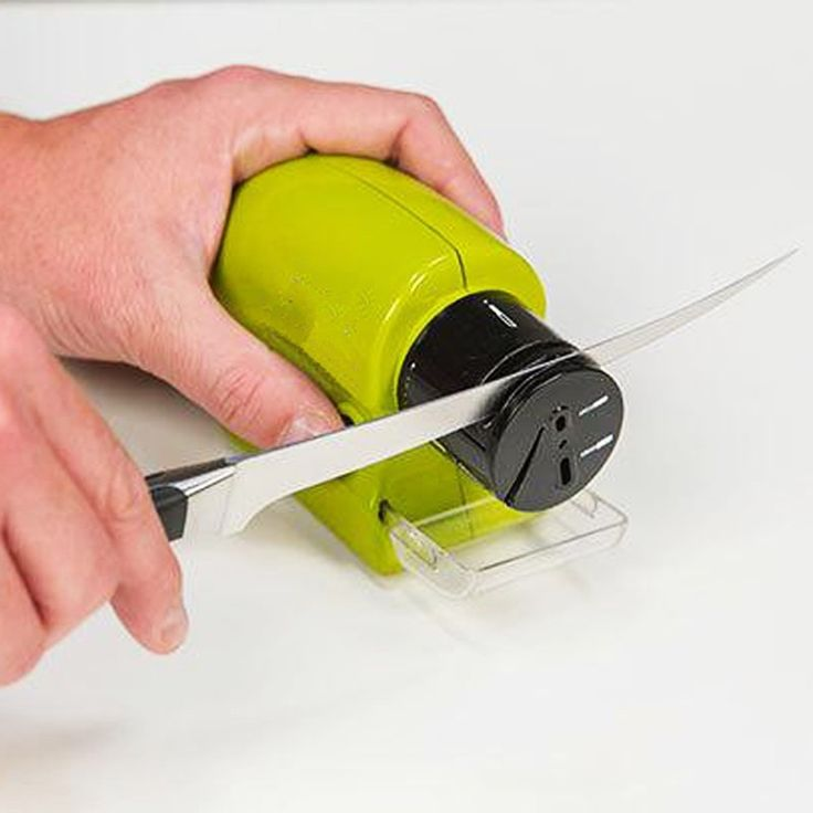 Super Compact Electric Sharpener