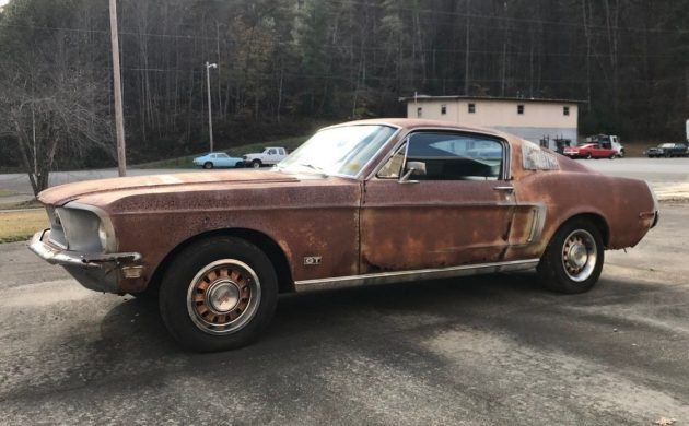 Includes Owner 1968 Ford Mustang Gt 390 Fastback Ford Mustang