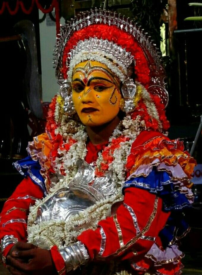 Yakshaghana character