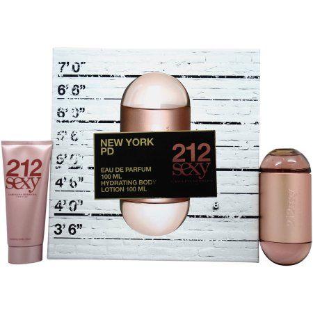 Carolina Herrera 212 Sexy for Women Fragrance Gift Set, 2 pc