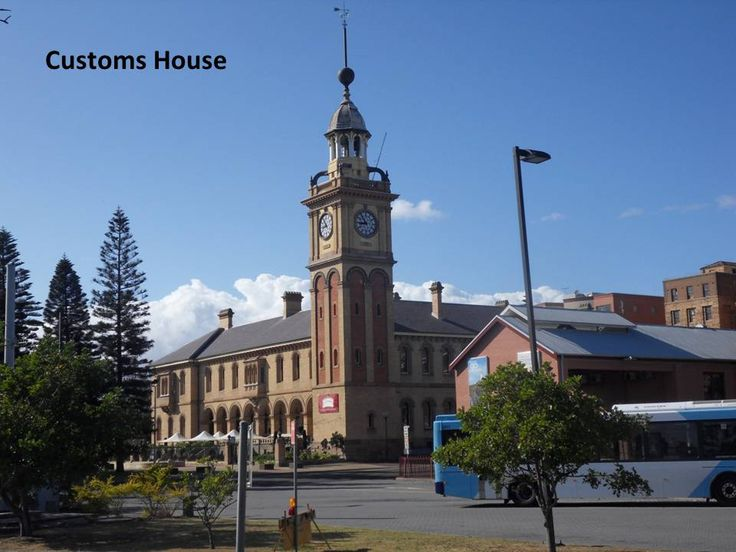 Customs House, Newcastle, NSW