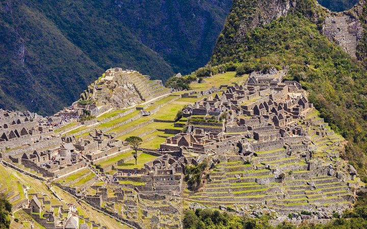 Slide 5 -  These 23 Photos Will Convince You to Go to Machu Picchu           | Travel + Leisure