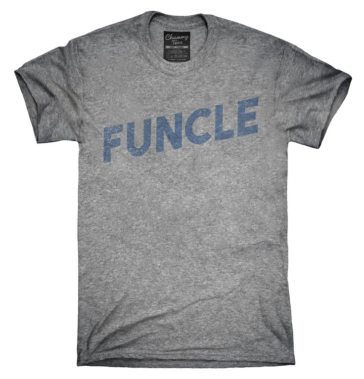 Funcle Shirt, Hoodies, Tanktops https://www.lanyardmarket.com/en/printed-tank-top