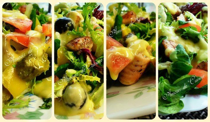 346 best Différentes salades composées,de pates images on ...