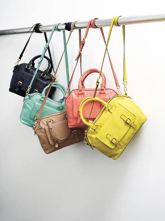 Bid good day to our bags of character, crafted to take you from cornflakes to cocktails with ease. Which hue is most you? #Boden Bag - £69.50