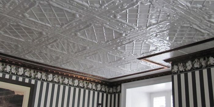 25 Best Images About Tin Ceilings Amp Walls Amp Doors On Pinterest