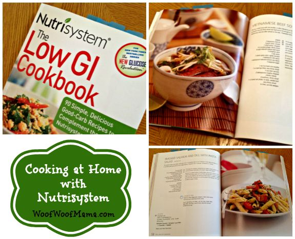 140 best diy nutrisystem meals images on pinterest clean eating cooking healthy meals at home with nutrisystem great new cookbook solutioingenieria Image collections