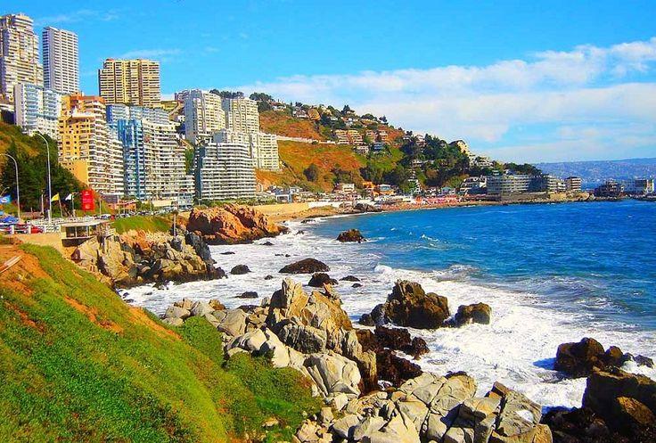 Onde Ficar em Viña Del Mar #viagem #viajar