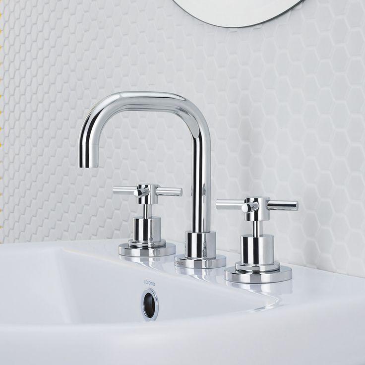 Metro Basin Set  http://www.caroma.com.au/bathrooms/taps/metro/metro-basin-set