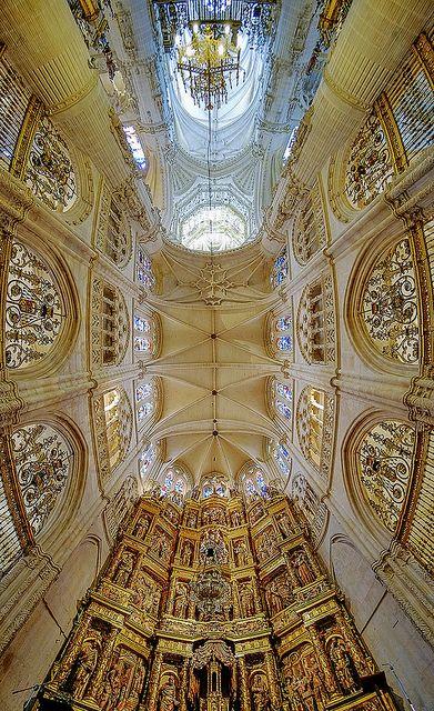 Burgos Cathedral, Camino de Santiago, Burgos, Spain