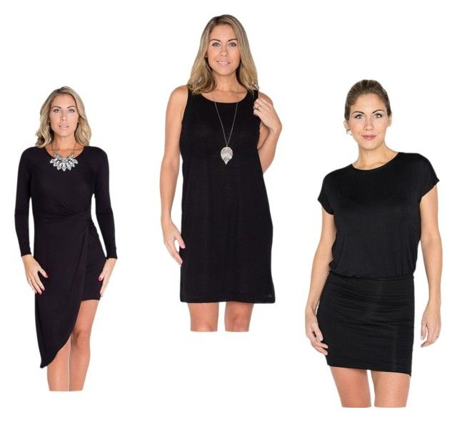 """""""Little Black Dress - What's Your Style?"""" by kimberley-a-g on Polyvore"""