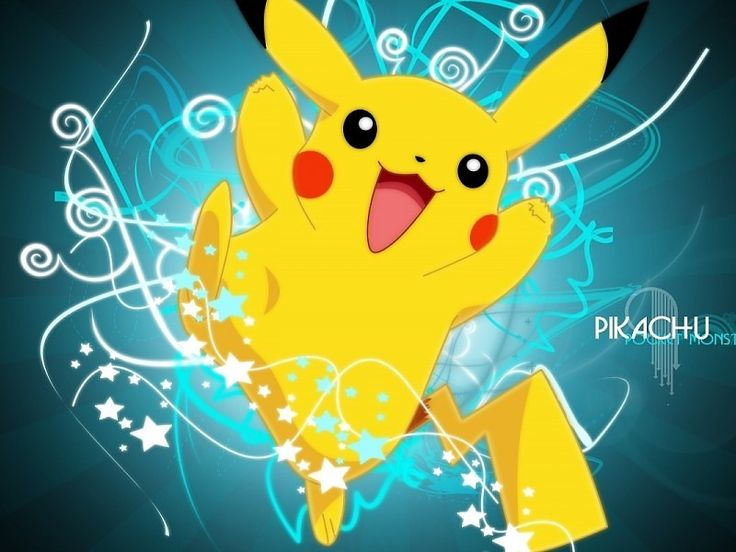 Descargar 1920x1200 Pikachu Pokemon Wallpaper fondo de pantalla