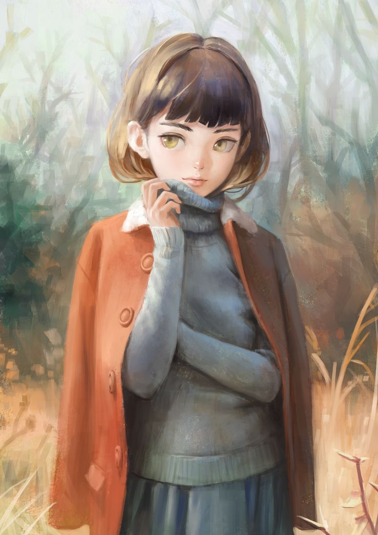 Autumns Red by Arata Yokoyama