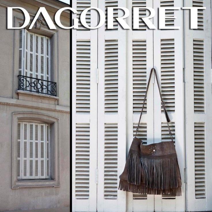 Cartera con flecos  www.dagorret.cl @DagorretChile @DAGORRET  Colección Dagorret AW 2013